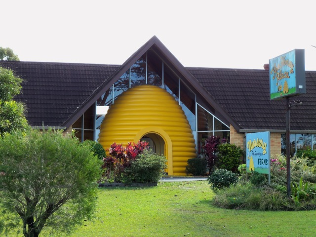 Bee house