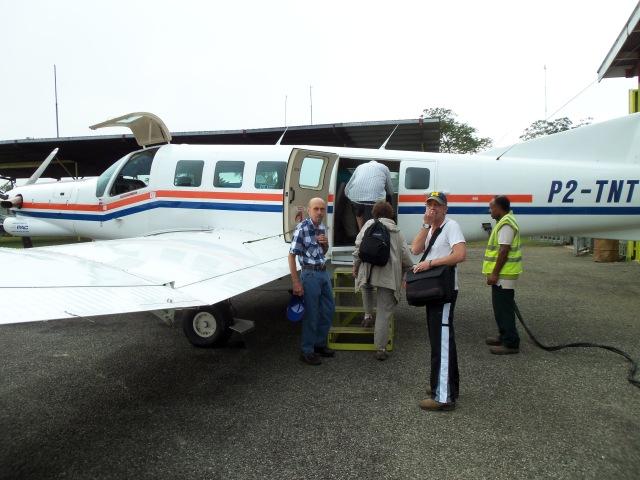Mt Hagen to Ambua (2)